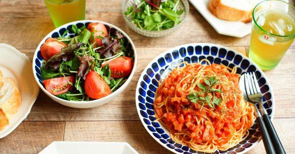 【desakiレシピ⑱】リコピン&栄養がいっぱい!「トマト缶で簡単にできるトマトソース」